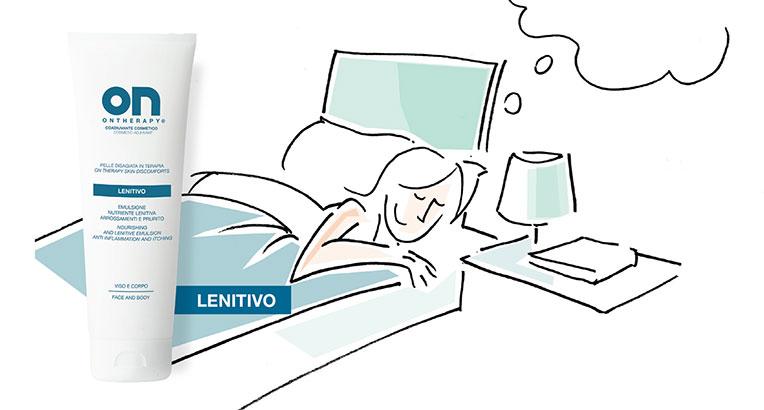 EMULSIONE NUTRIENTE E LENITIVA DI ARROSSAMENTI E PRURITO VISO E CORPO - 250 ml